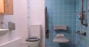 douche securisée