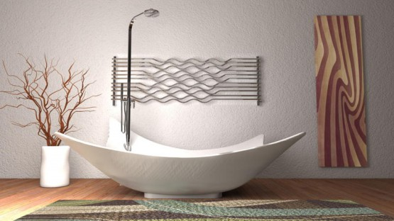 Quelle peinture choisir pour les murs de votre salle de bain - Enduit pour salle de bain ...
