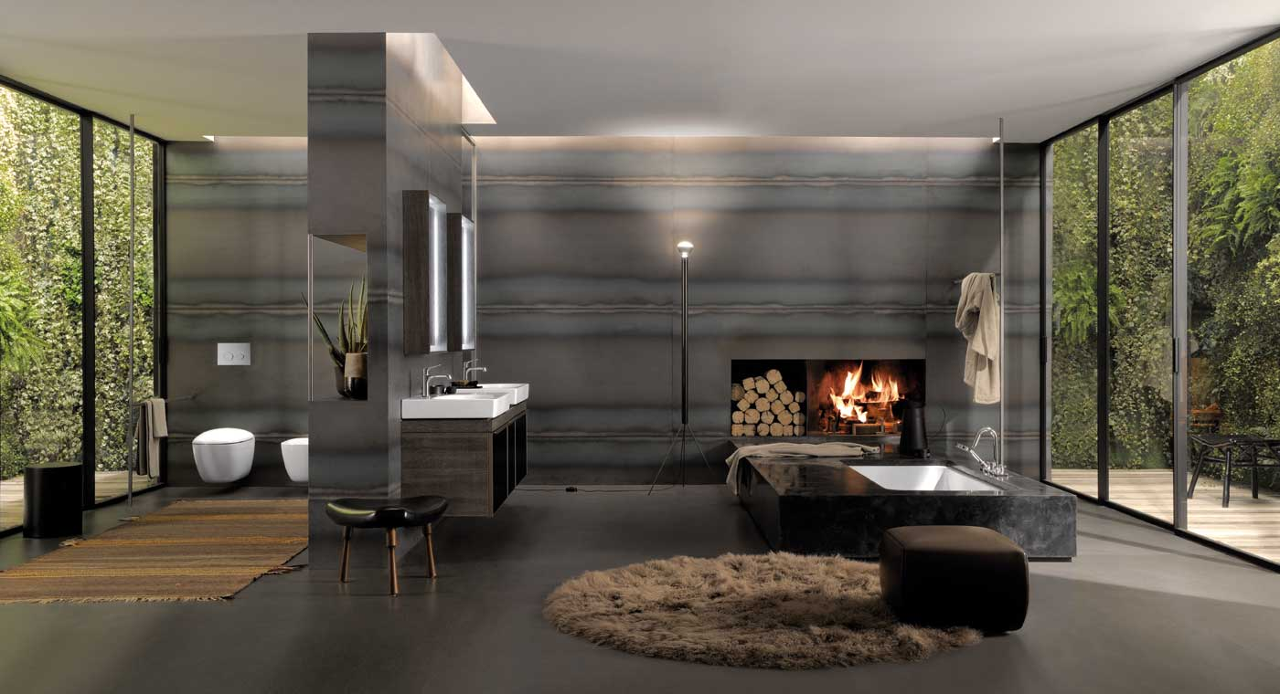 salle de bain 2014. Black Bedroom Furniture Sets. Home Design Ideas