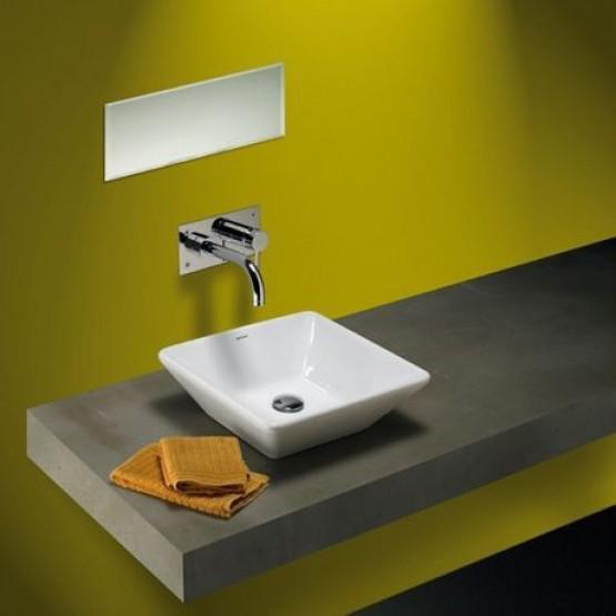 Lavabos et vasques prix moyen et diff rents types de vasques - Prix creation salle de bain ...