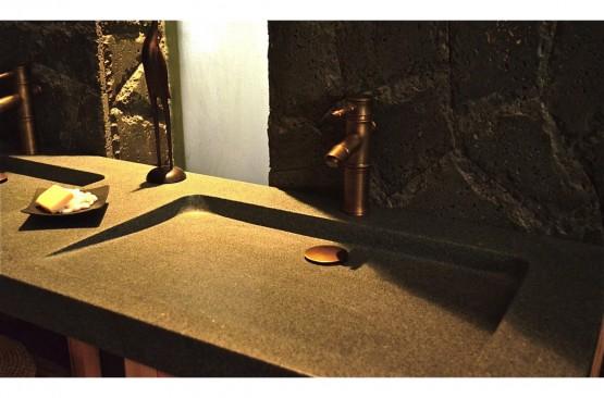 Lavabos et vasques prix moyen et diff rents types de vasques for Prix lavabo salle de bain