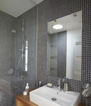 De la mosa que dans une salle de bains combien a co te for Combien ca coute de refaire une salle de bain