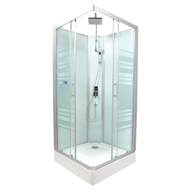 Remplacer une baignoire par une douche quel budget pr voir for Prix pose receveur douche
