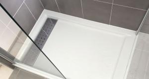 Bac à douche étanche